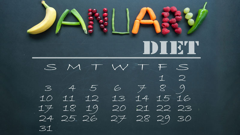 Diet and Detox Advice for the New Year