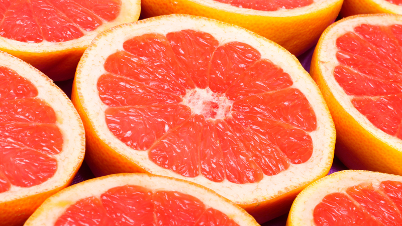 Essential oil of the month - Grapefruit