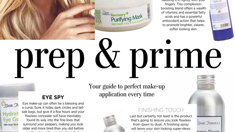 Prep & Prime - Natural Health 150 Best Natural Beauty Buys - May 2016