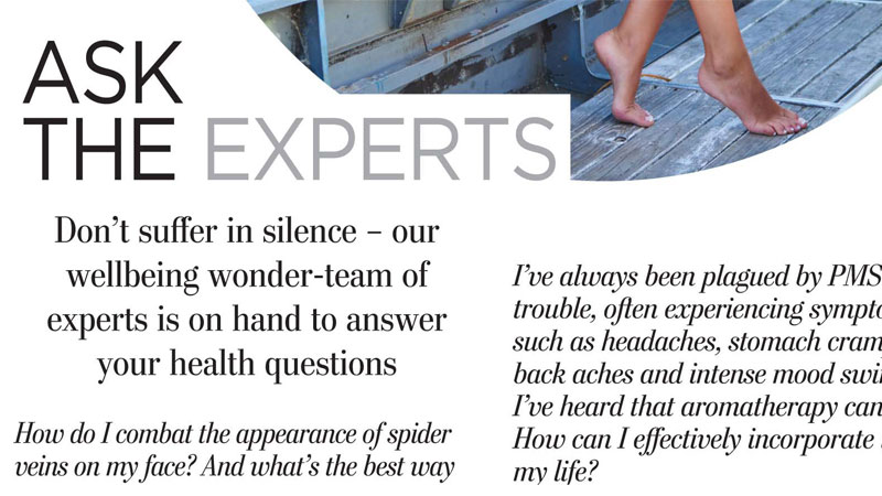Ask The Experts - Natural Health - July 2016