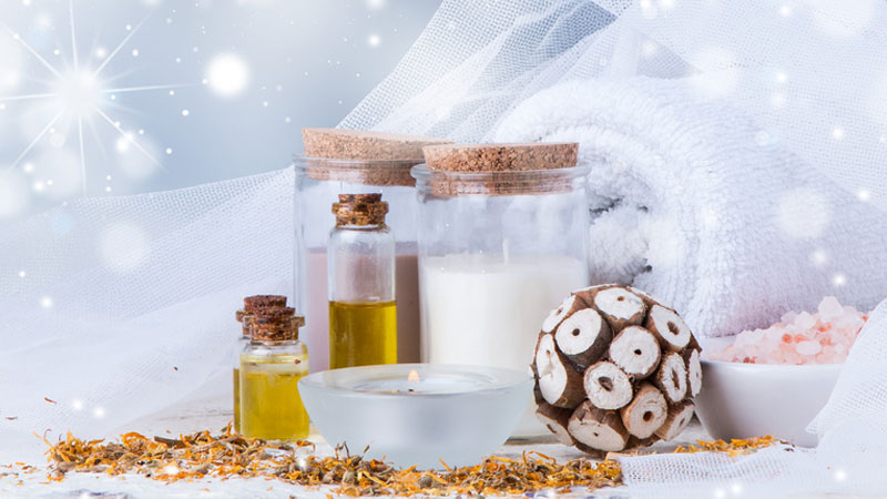 Aromatherapy remedies for Christmas and beyond