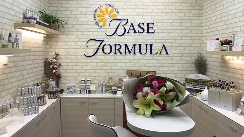New Base Formula Showroom opens in China