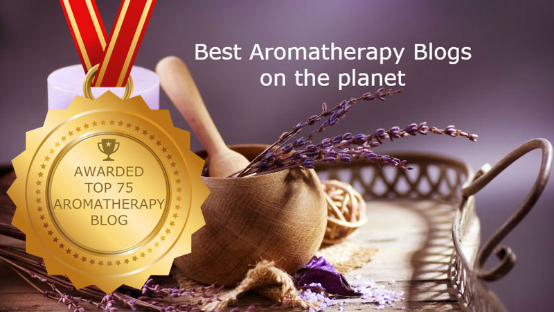 Base Formula listed at No. 6 in Top 75 Aromatherapy Blogs & Websites