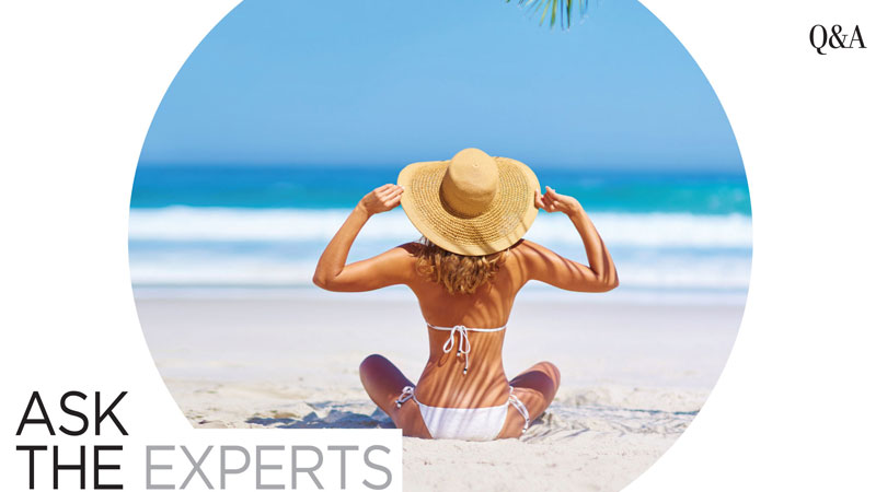 Ask the Experts - Essential oils for Summer - Natural Health - August 2017