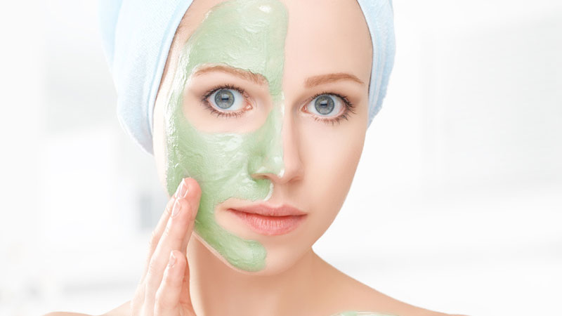 Banish Oily Skin with Clay