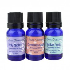 Christmas Essential Oil Blends (3 x 10ml)