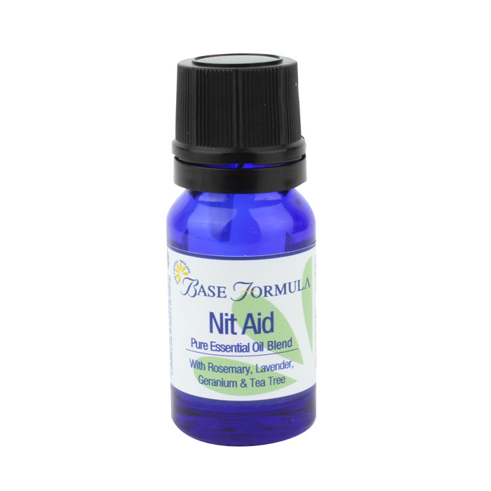 Nit Aid Pure Essential Oil Blend (10ml)