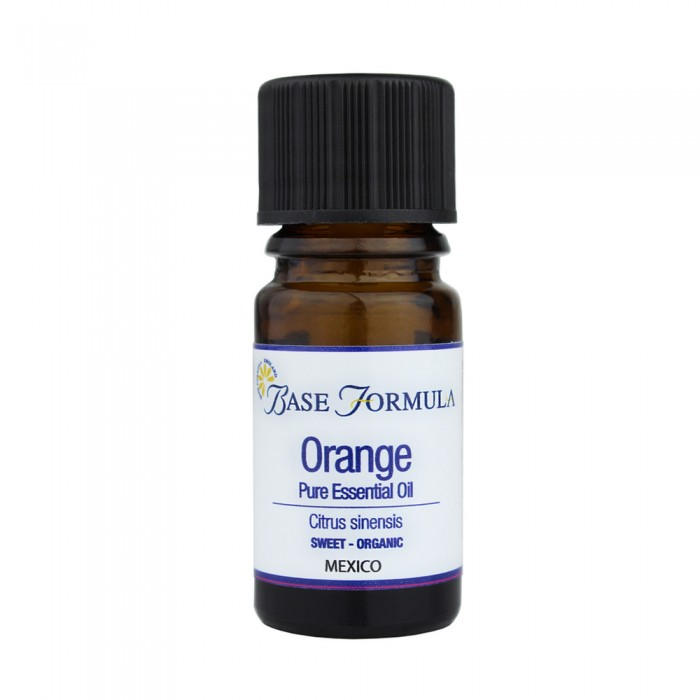 Orange Sweet ORGANIC Essential Oil