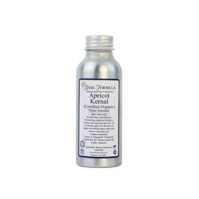 Apricot Kernel Organic Carrier Oil (100ml)