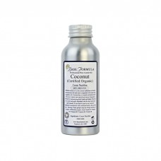 Coconut (Fractionated) Organic Carrier Oil (100ml)