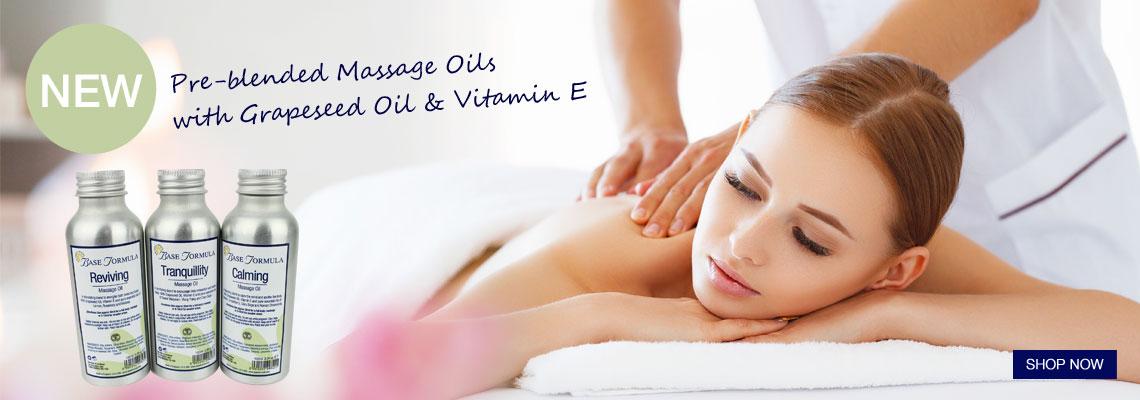 New Massage Range