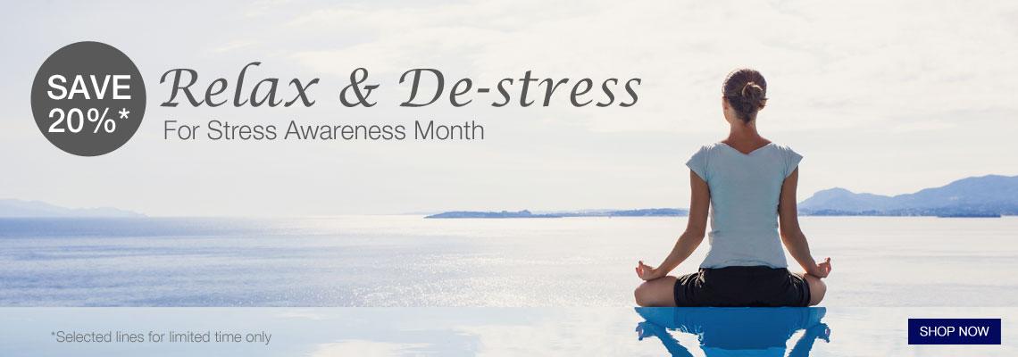 Stress Awareness Month
