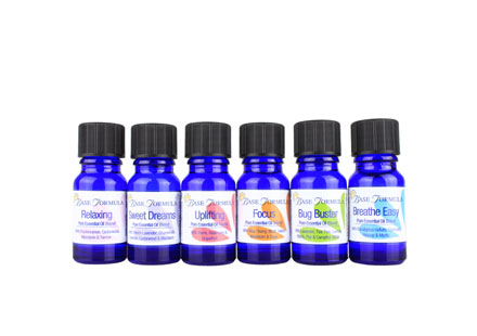 Pre-blended Essential Oils