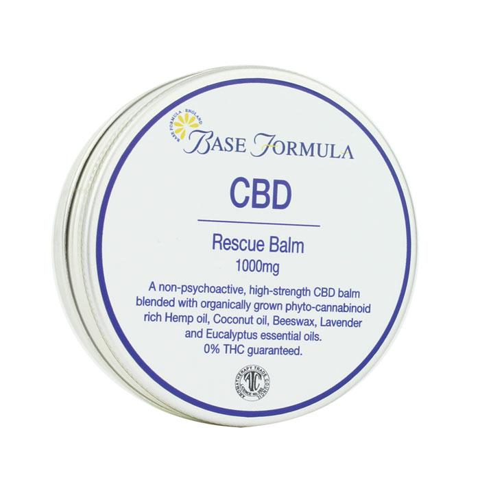 CBD Rescue Balm (1000mg)