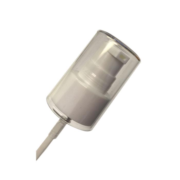 Treatment Pump (White) for Aluminium Bottles (50-200ml)