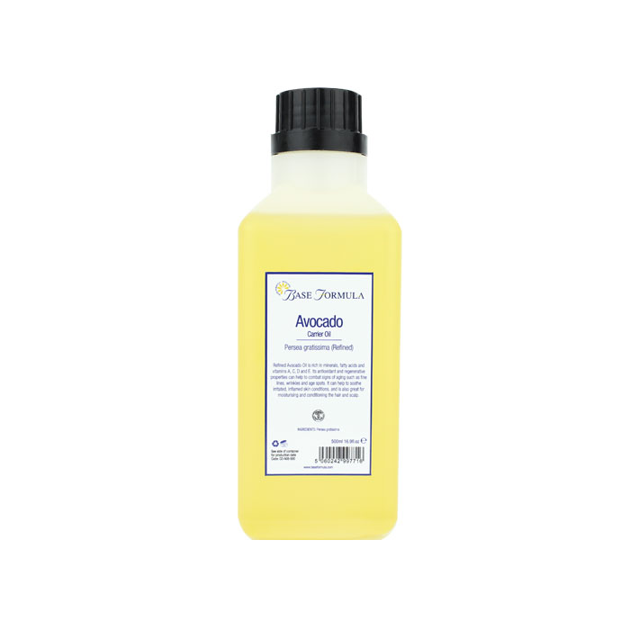 Avocado (Refined) Carrier Oil