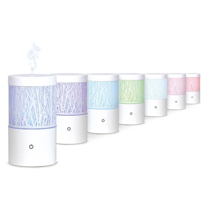 Bodi-Tek All Night Aroma Diffuser, Humidifier & Night-Light