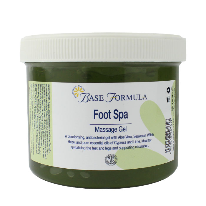 Foot Spa Massage Gel (500ml)