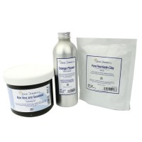 Kaolin Clay Face Mask Kit