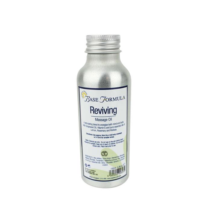 Reviving Massage Oil