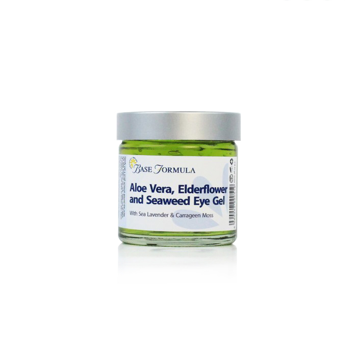 Aloe Vera, Elderflower & Seaweed Eye Gel (60ml)