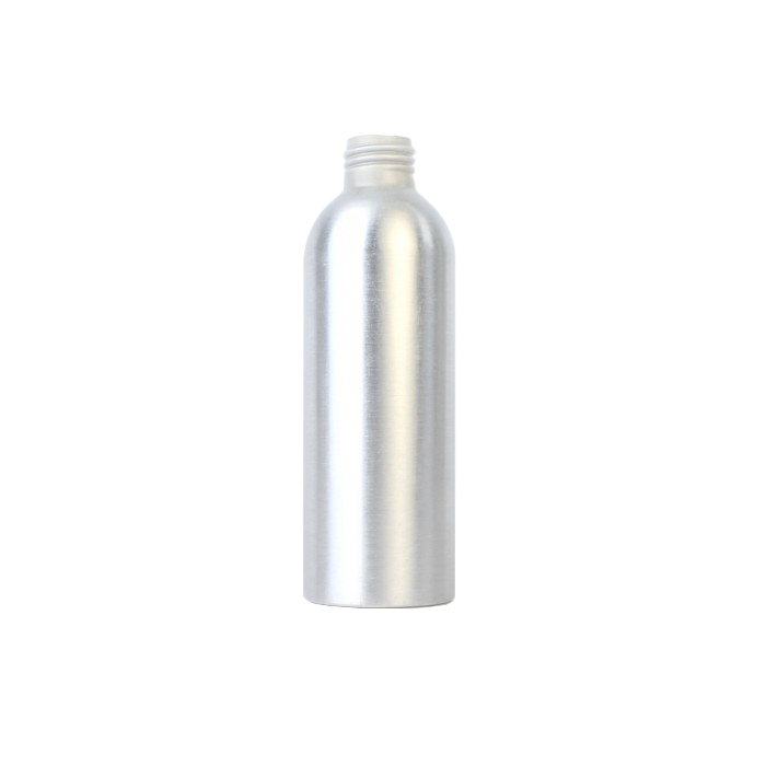 Aluminium Bottle 200ml (Caps EXCLUDED)