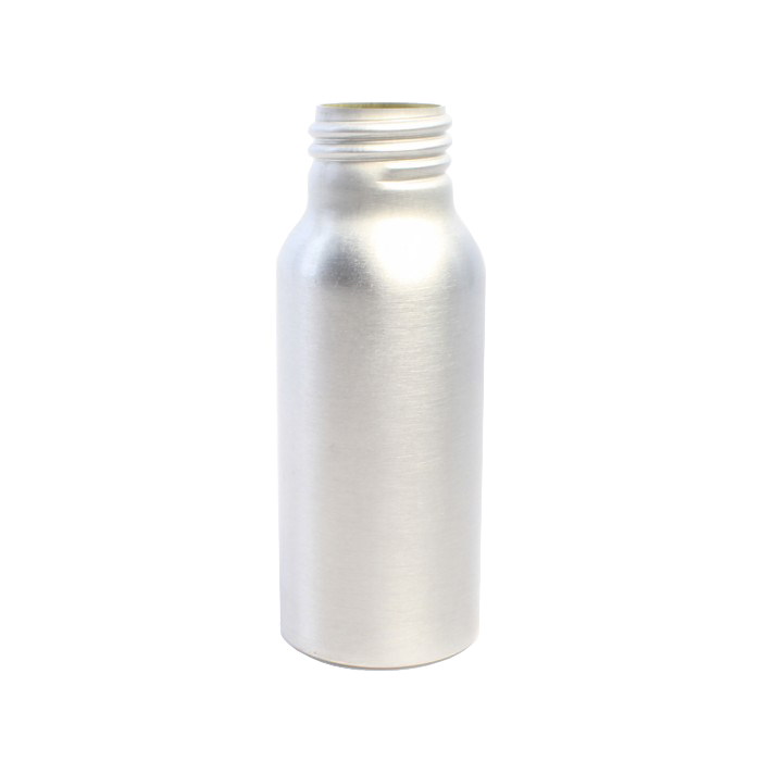 Aluminium Bottle 50ml (Caps EXCLUDED)