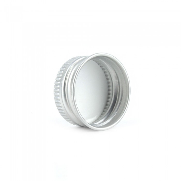 Aluminium Cap for Aluminium Bottle (to fit 50/100/200ml)