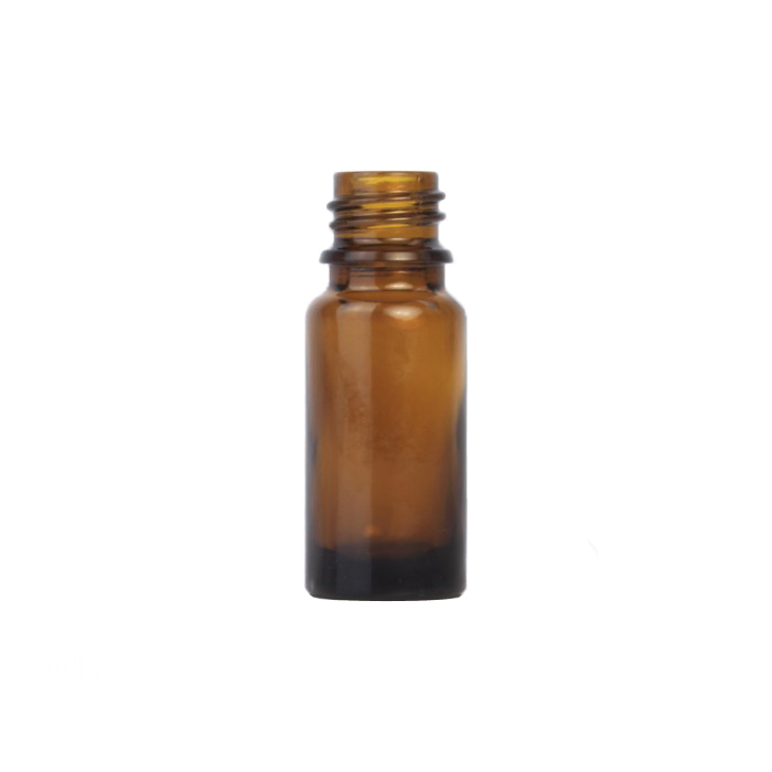 Amber Glass Dropper Bottle 10ml (Caps EXCLUDED)