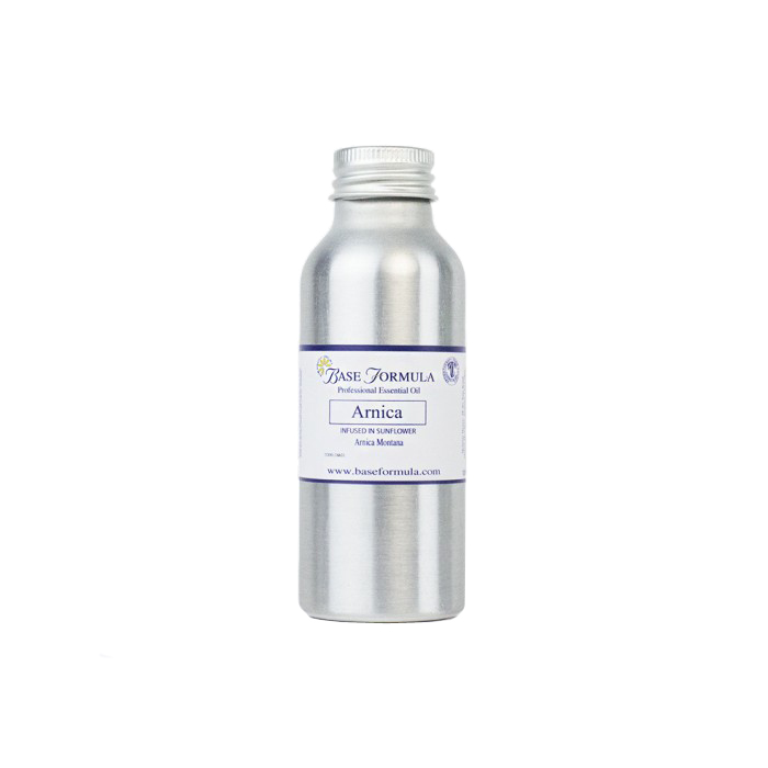 Arnica Infused in Sunflower (100ml)