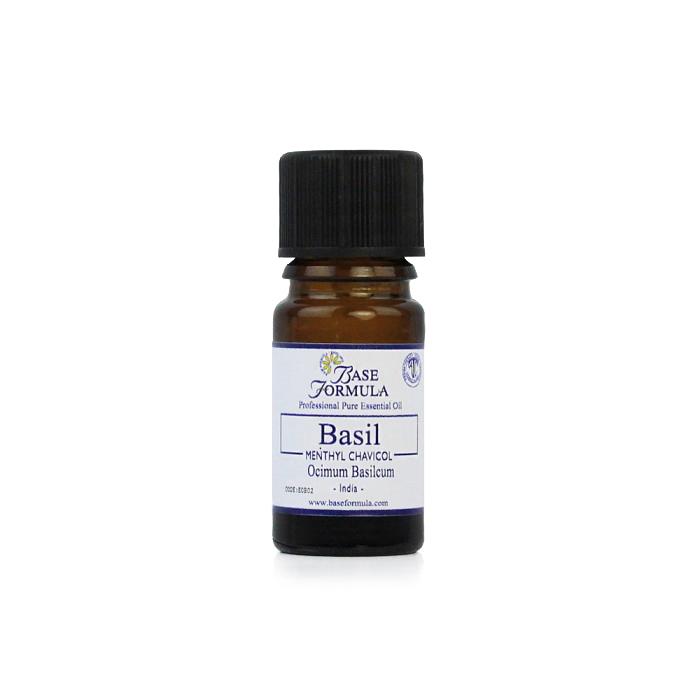 Basil (Methyl Chavicol) Essential Oil