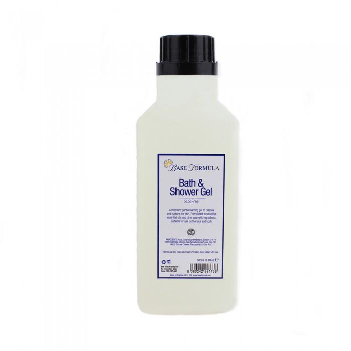 SLS Free Bath & Shower Gel (500ml)