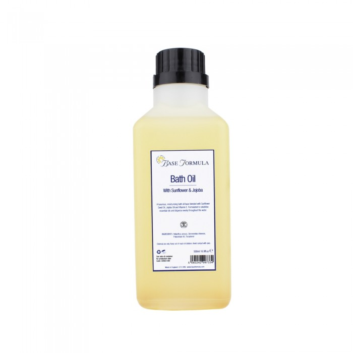 Bath Oil (500ml)