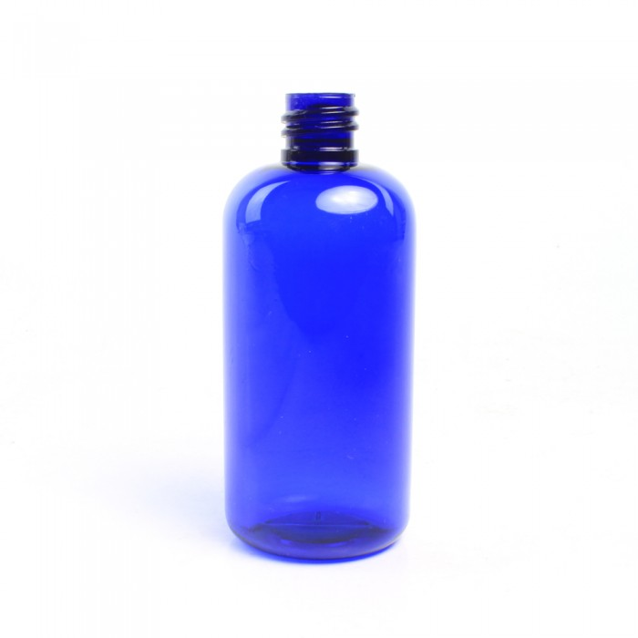 100ml Blue Melton Plastic Bottle (Caps EXCLUDED)