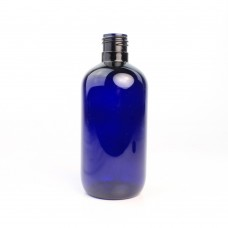250ml Blue Melton Plastic Bottle (Caps EXCLUDED)