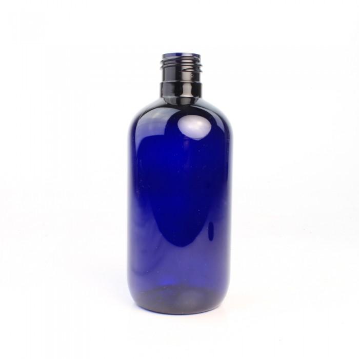 250ml Blue Melton Plastic Bottle (Caps EXCLUDED)