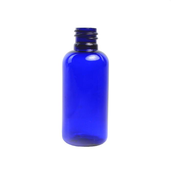 50ml Blue Melton Plastic Bottle (Caps EXCLUDED)