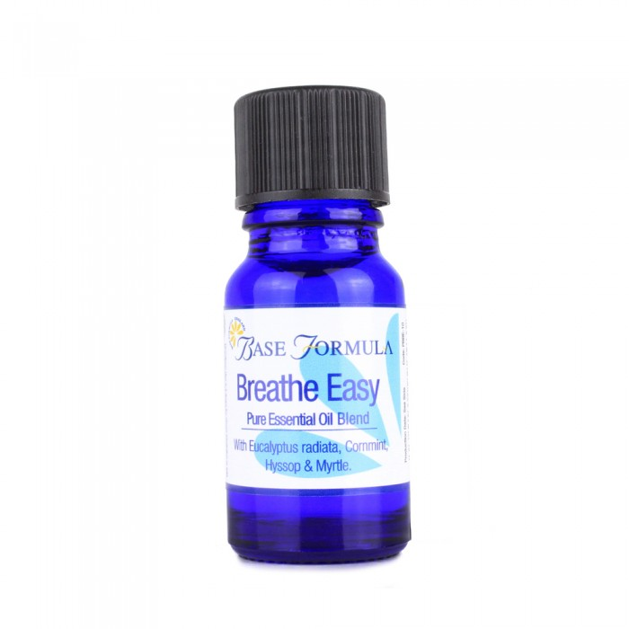 Breathe Easy Pure Essential Oil Blend (10ml)