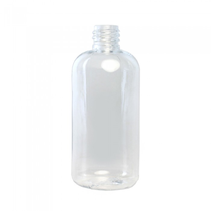 100ml Clear Melton Plastic Bottle (Caps EXCLUDED)