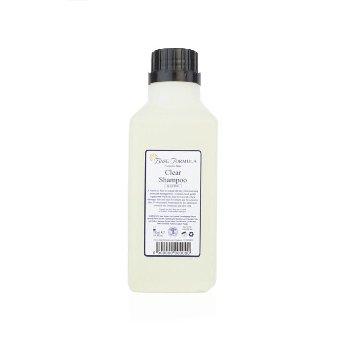 SLS Free Shampoo (500ml)
