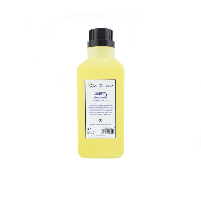 Comfrey Carrier Oil
