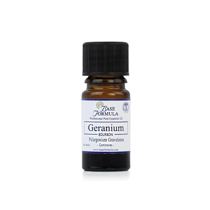 Geranium (Bourbon) Essential Oil