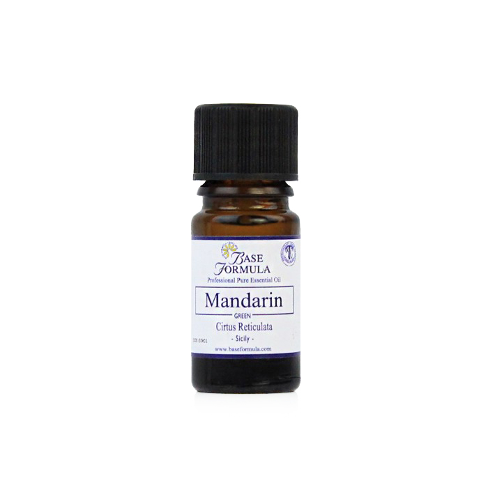 Mandarin (Green) Essential Oil