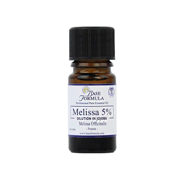 Melissa Light (Melissa Absolute Dilution 5% in Jojoba)