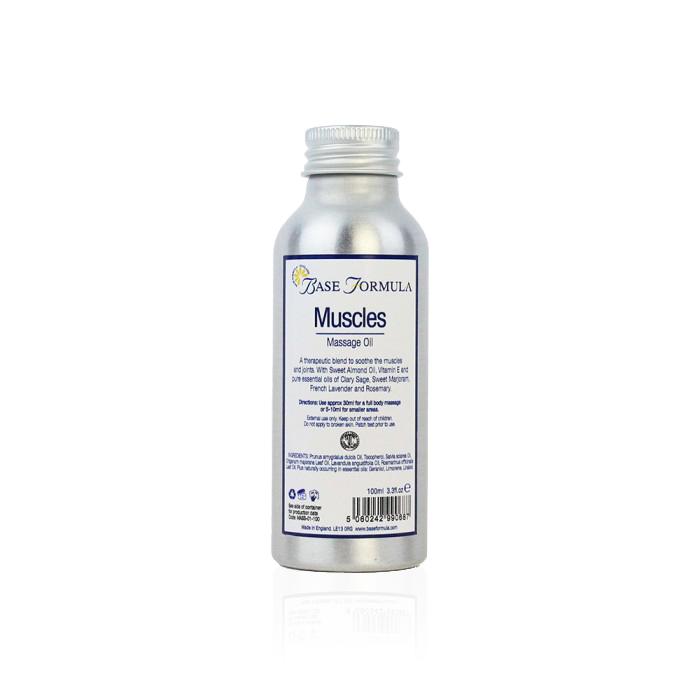 Muscles Massage Oil