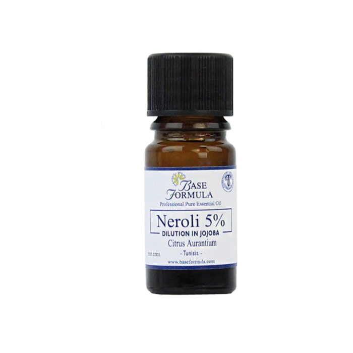 Neroli Light (Neroli Dilution 5% in Jojoba)
