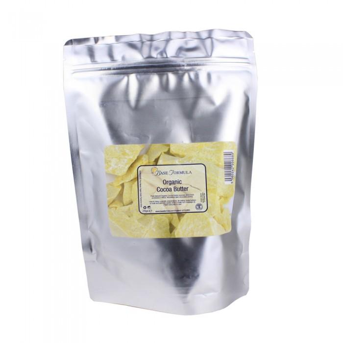 Cocoa Butter (ORGANIC)