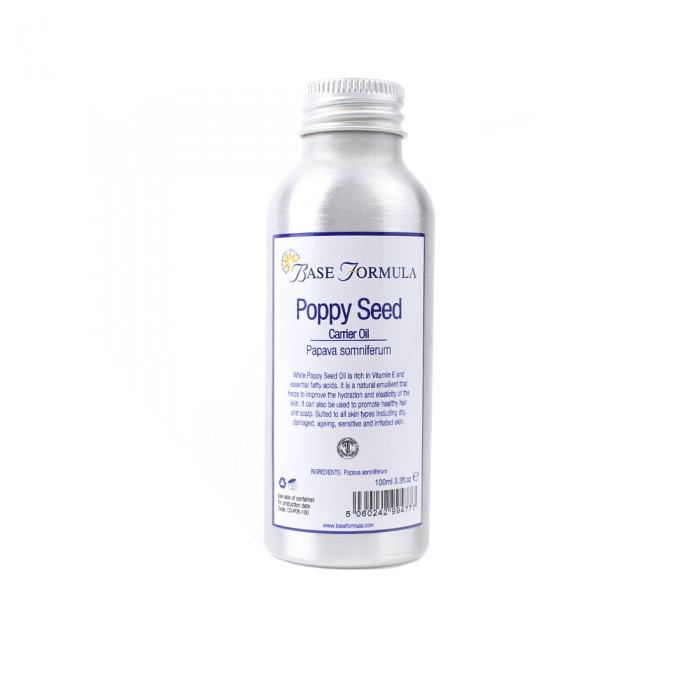 Poppy Seed Carrier Oil