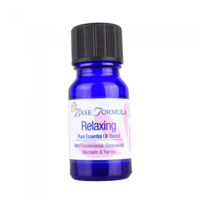Relaxing Pure Essential Oil Blend (10ml)