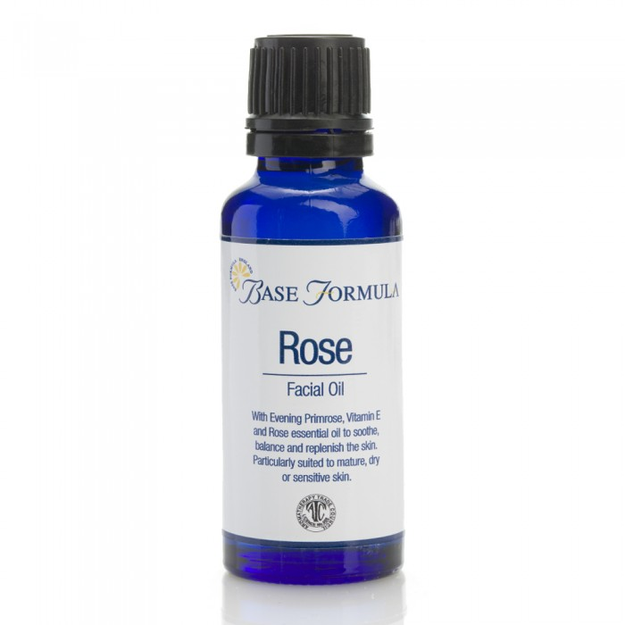 Rose Facial Oil (30ml)